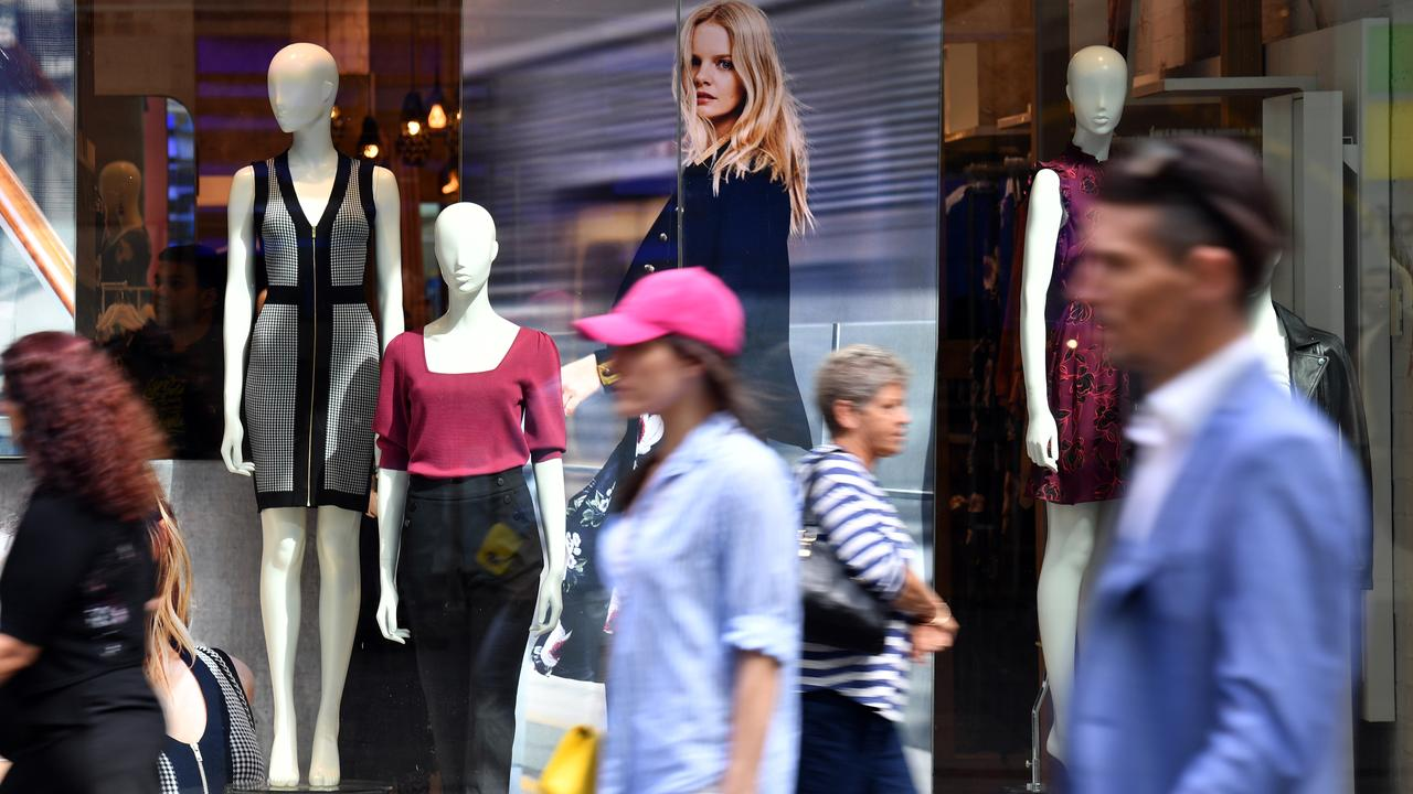 Aussie retailers expect a change of government and they're not happy about it.