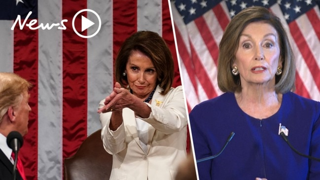 Trump impeachment: Nancy Pelosi's explosive move
