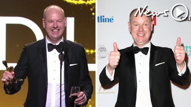 Tom Gleeson's Logies take over