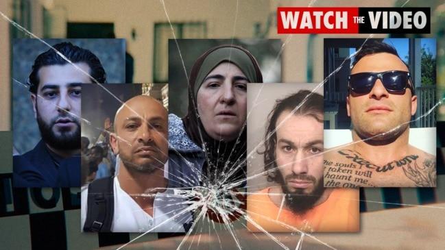 The Hamzys and their enemies: Sydney's criminal underworld