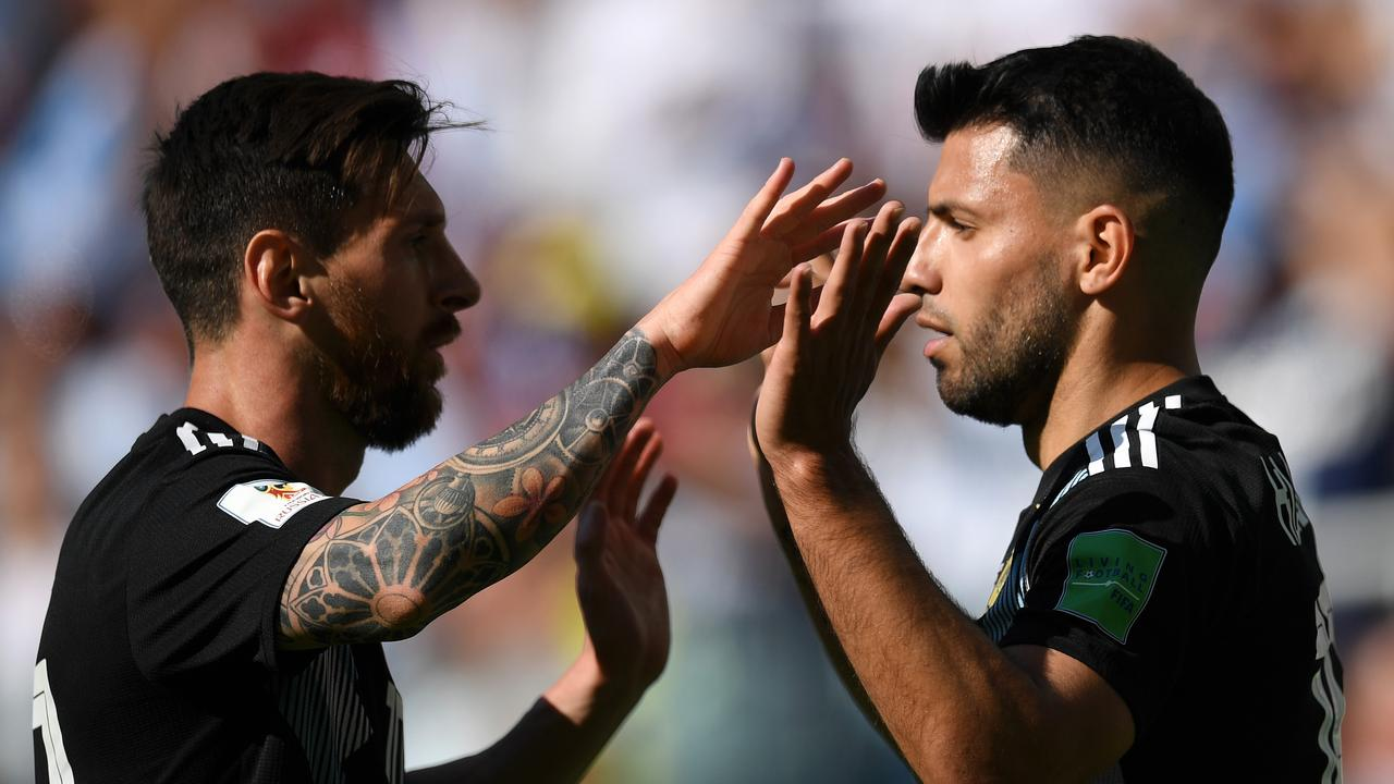 Lionel Messi and Sergio Aguero will play for Argentina in the Copa America.