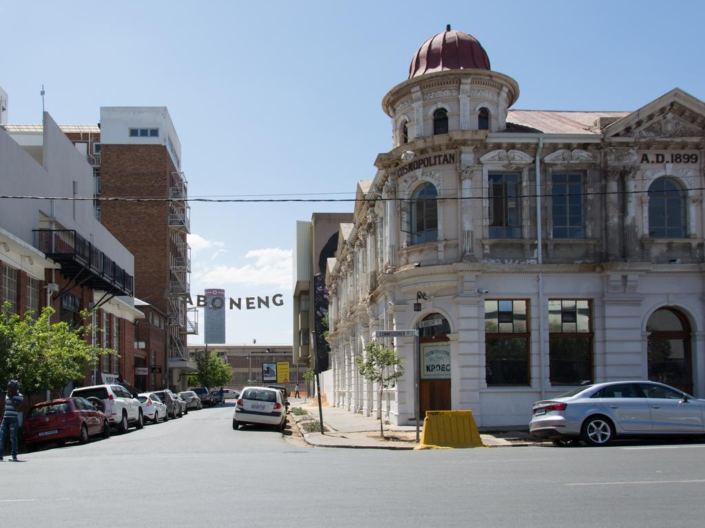 Maboneng is considered to be one of South Africa's most successful urban renewal projects.