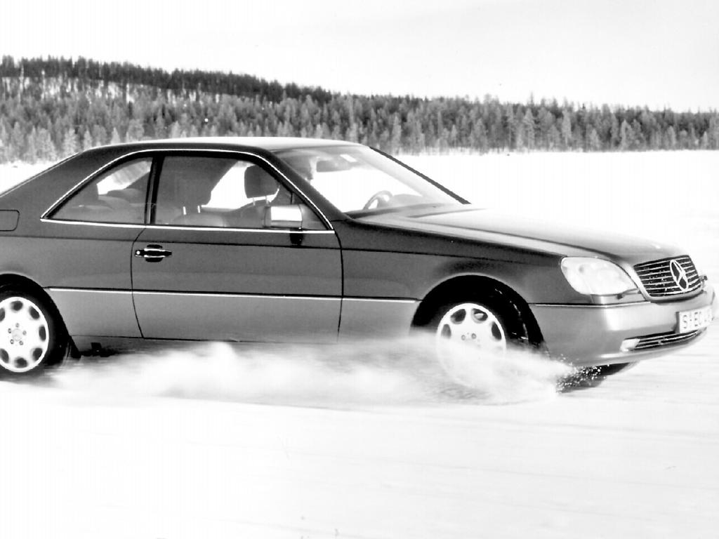 The 1995 Mercedes-Benz S-Class was the first to be fitted with ESP, which was made by Bosch.