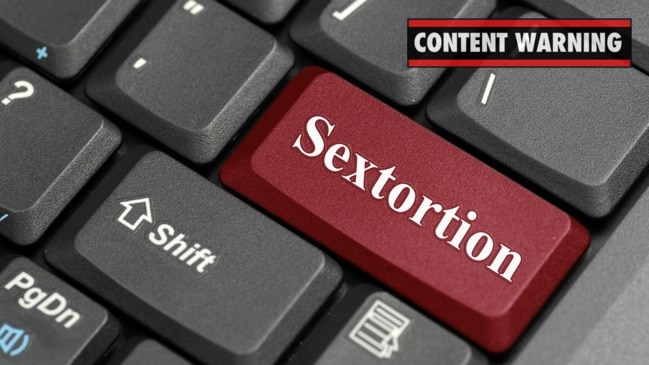 Sexting: are you a victim of 'sextortion'?