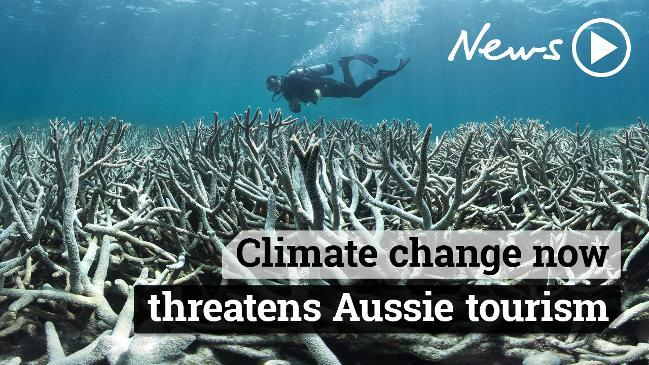 Climate change now threatens Aussie tourism