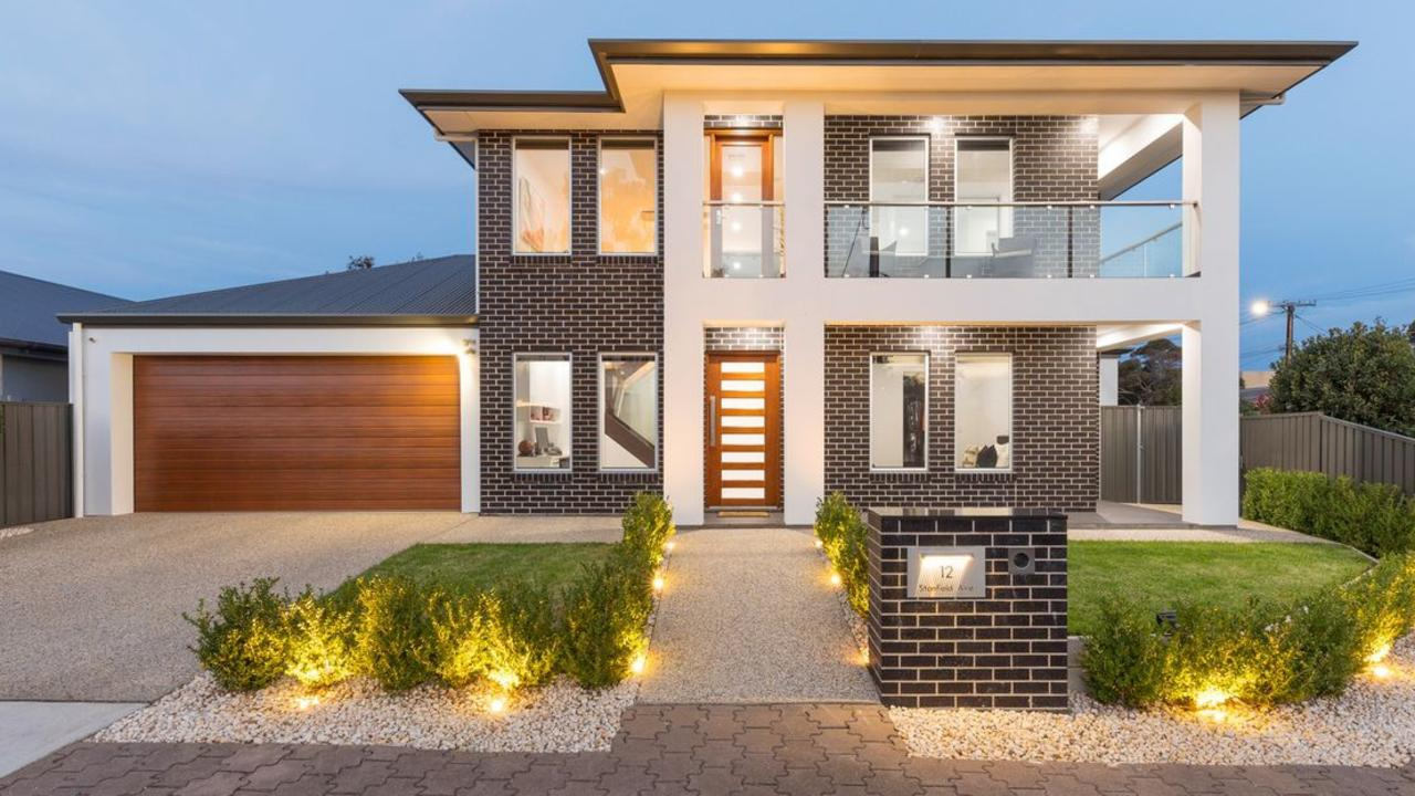 12 Stanfield Ave, Windsor Gardens is set on 475sqm and just sold at auction for $773,000.