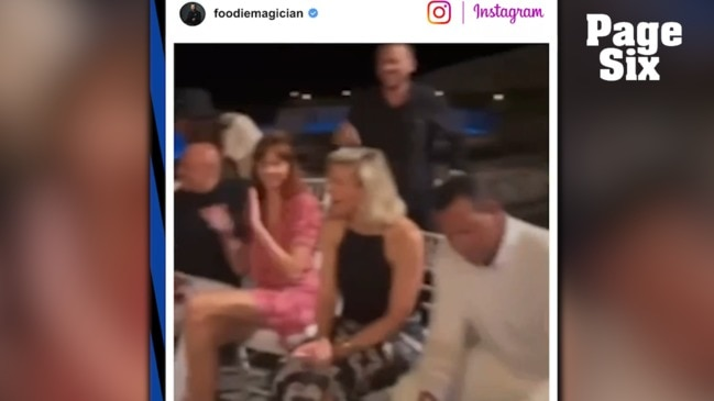 A-Rod spotted with Ben Affleck's ex