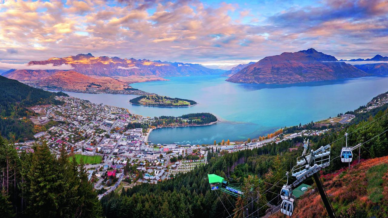 Stunning Queenstown is the most expensive city to fly from Sydney or Melbourne in terms of cost per kilometre. Picture: iStock