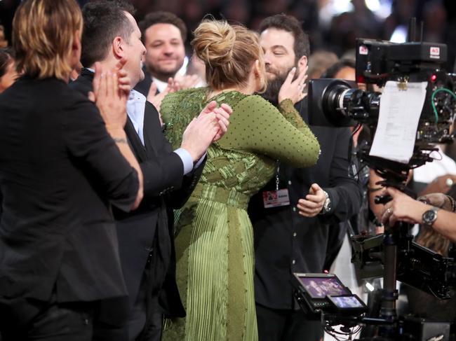 After filing for divorce, Adele 'feels free'