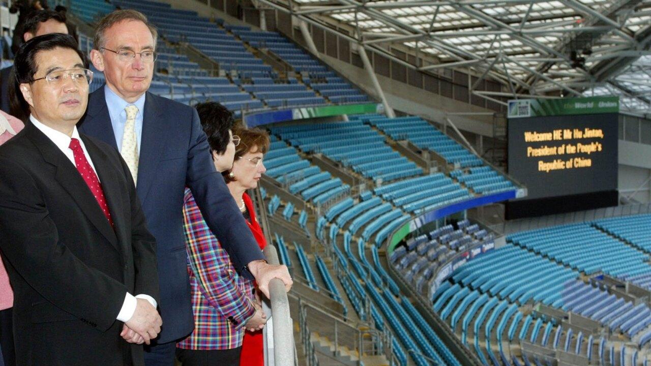 'Cleanest and greenest' bid will win 2032 Olympics: Bob Carr