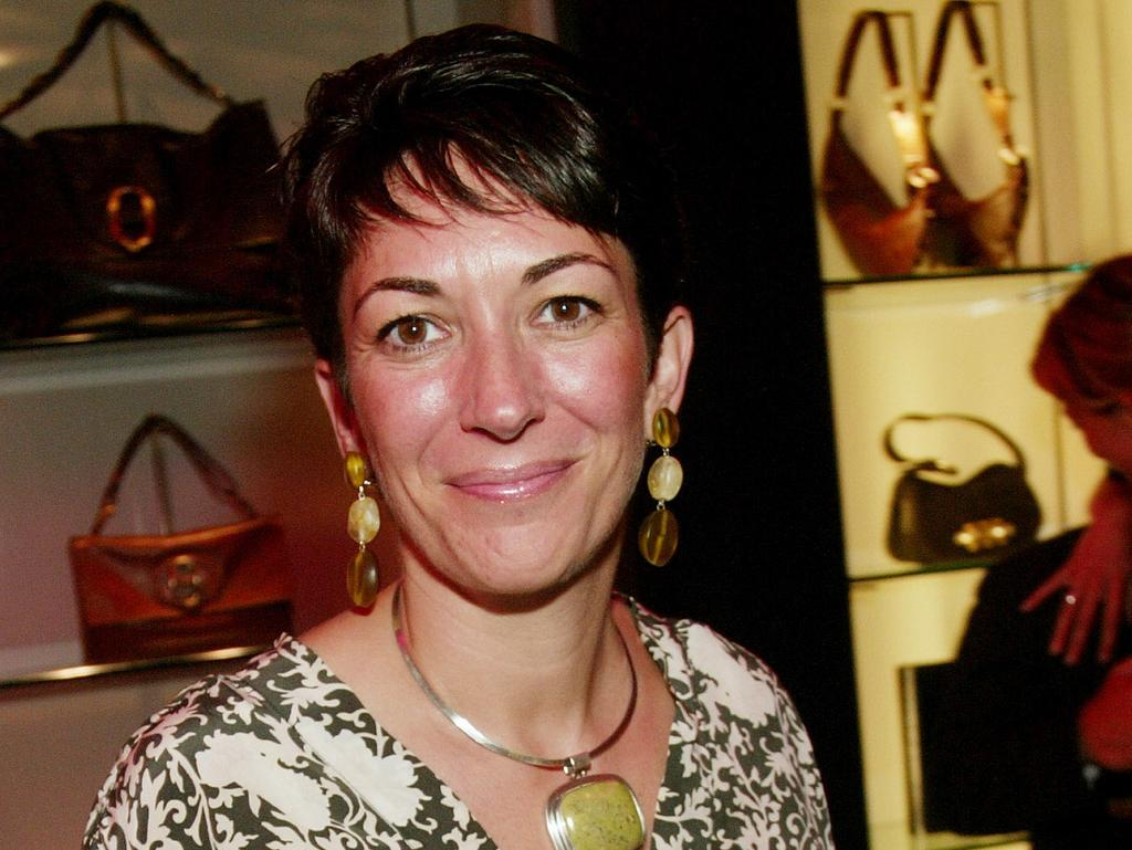 Ghislaine Maxwell is facing six charges and prosecutors claim she is a flight risk. Picture: Evan Agostini / GETTY IMAGES NORTH AMERICA / AFP