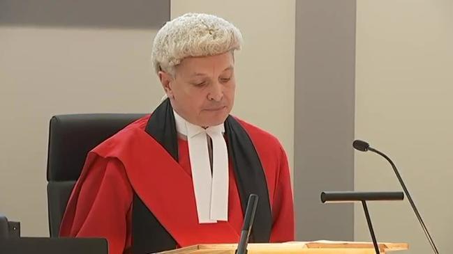 Judge passes sentence on McCulkin murders