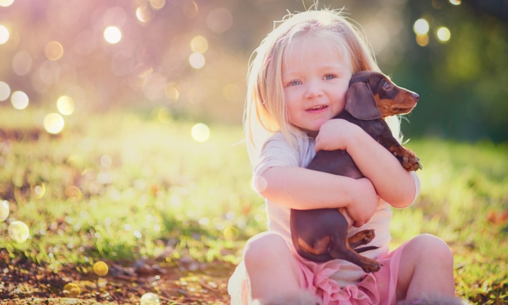 <b>1. AGNES.</b> This Greek name meaning 'pure and virginal' is an oldie but a goodie. And Aggie for short is just too adorable!  <p><i>Image: iStock.</i></p>