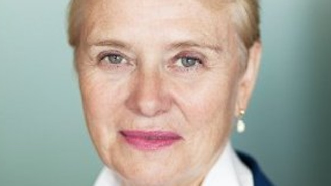 Ann Cairns has some unconventional career advice. Picture: LinkedIn