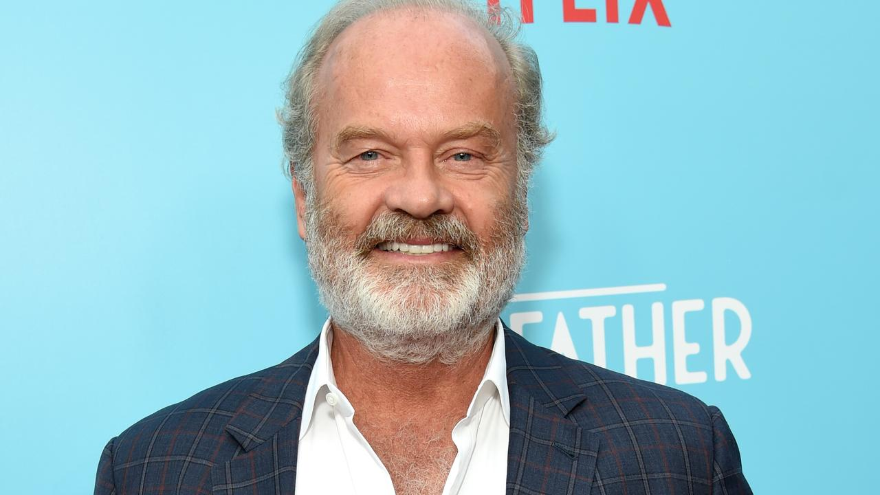 Kelsey Grammer has written his own horror movie he hopes will be shooting soon. Picture: Michael Kovac/Getty Images
