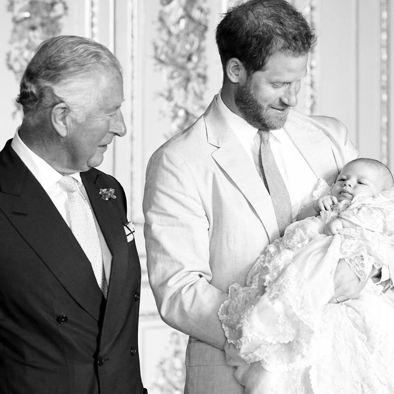 Grandpa Charles would no doubt find it hard if his next grandchild is born thousands of miles away. Picture: @Clarence House https://twitter.com/ClarenceHouse.