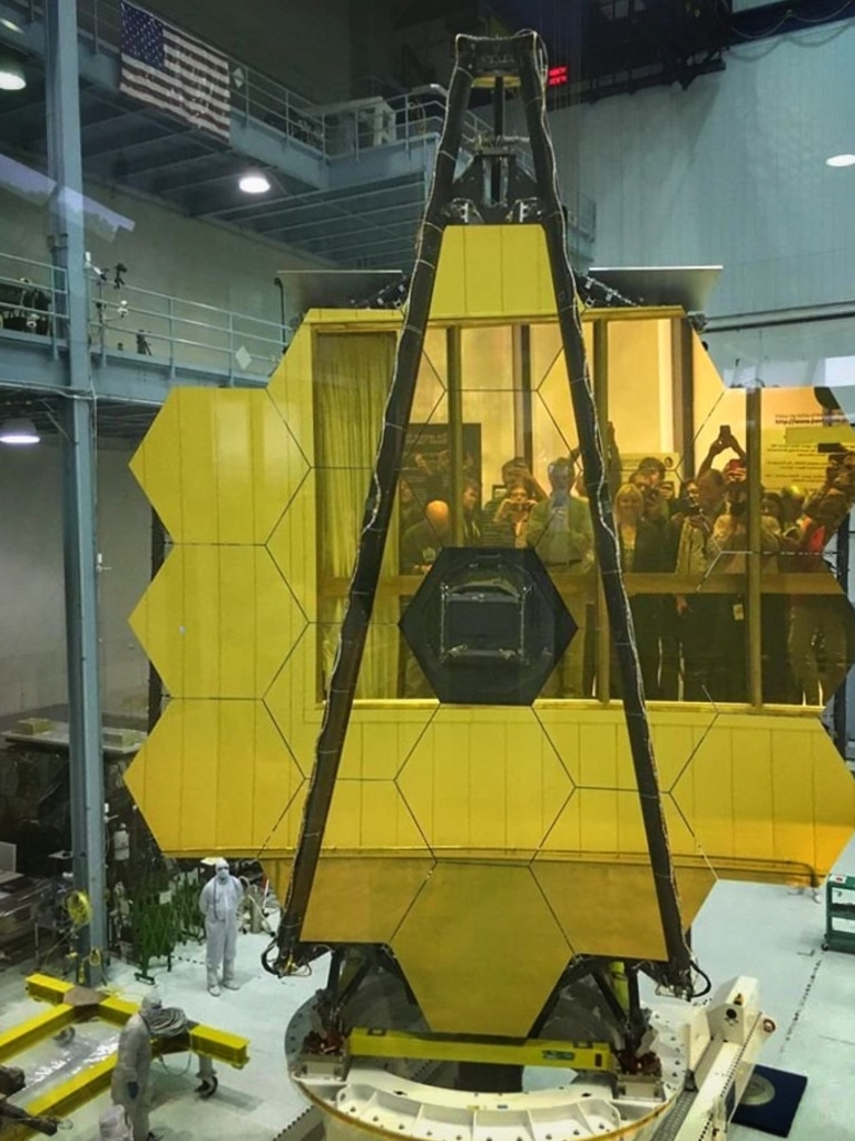 NASA's James Webb Space Telescope. For Kids News