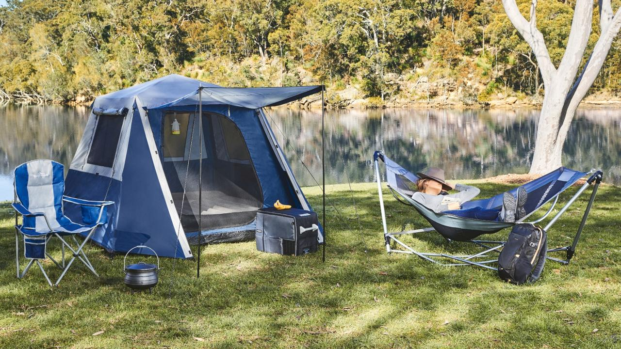 Aldi is having a camping sale this weekend, and there's one item that has shoppers (me) ludicrously excited.