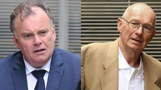 Roger Rogerson and Glen McNamara found guilty of murdering Jamie Gao