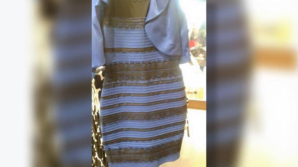 Scientist Explains Why We Can't Agree On #TheDress