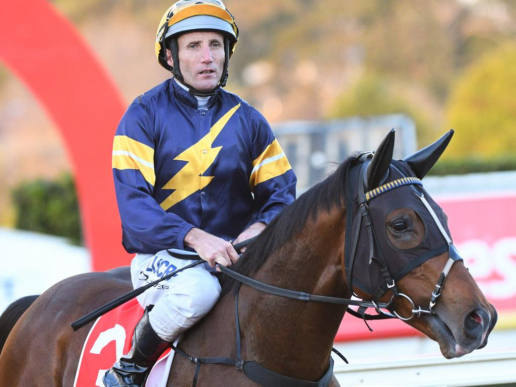 Damien Oliver has struck a rich vein of form at the business end of the season.