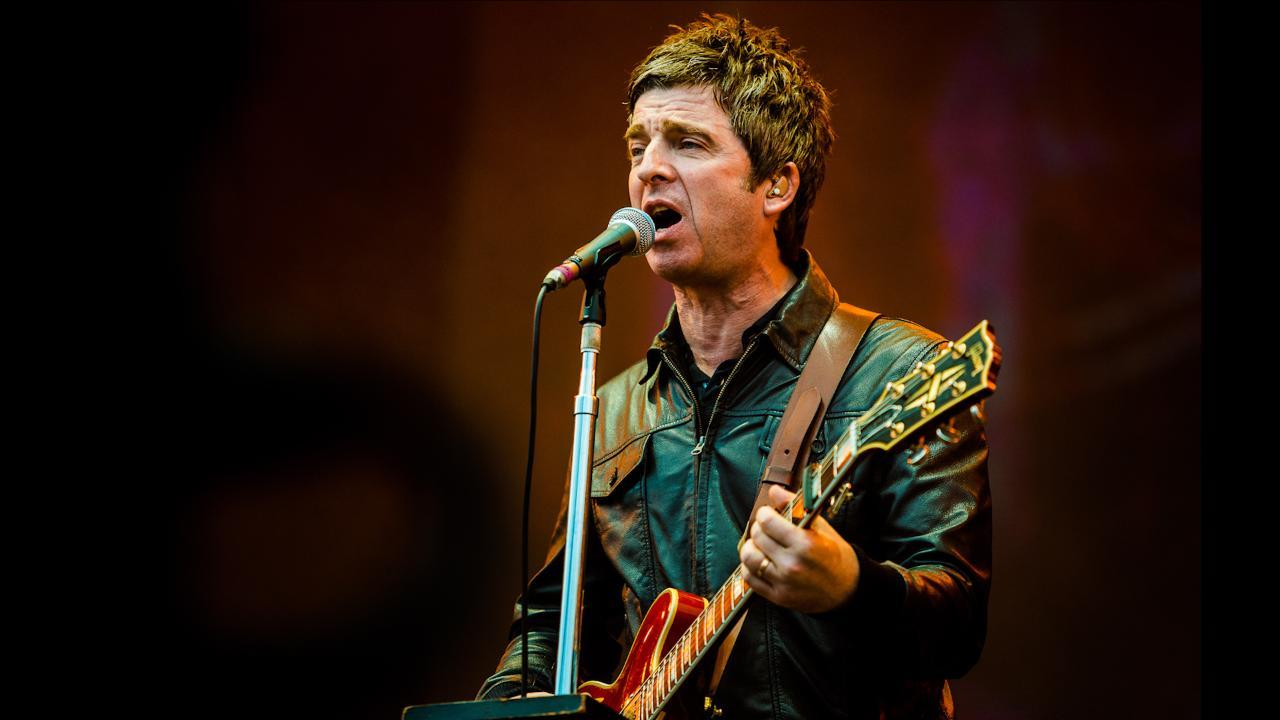 Noel Gallagher talks the blues