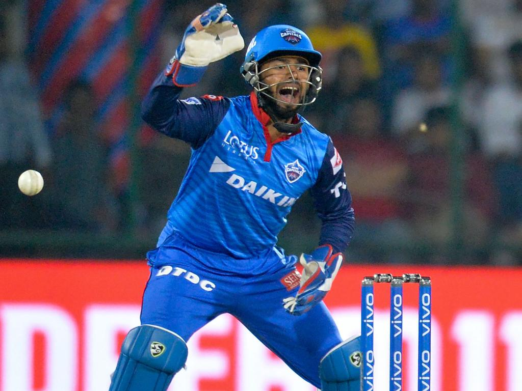Rishabh Pant has been caught at the centre of social media speculation.