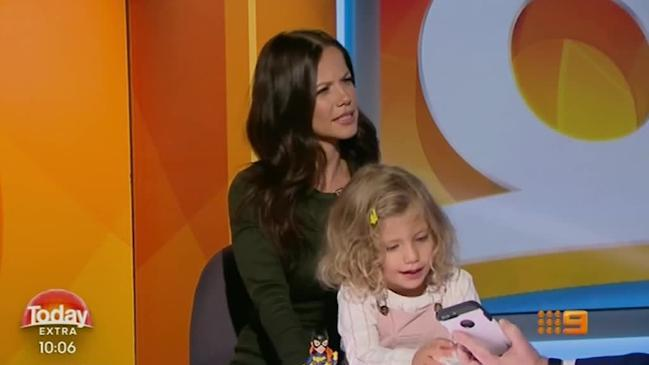 Tammin Sursok plans to spend more time in Australia for her daughter
