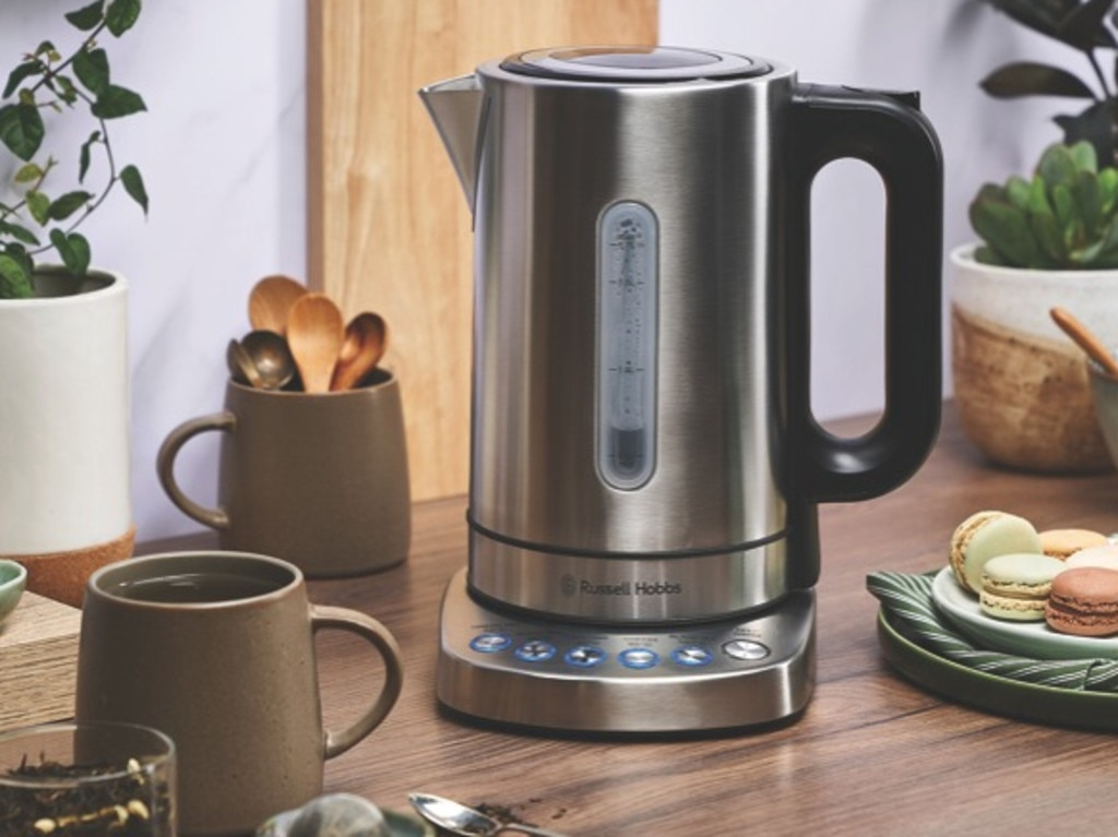 From the premium to the budget-friendly, these are all the best kettles for creating a perfect cuppa. Image: Smeg.