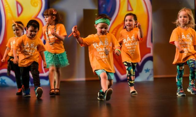Charlie loves to dance and play. Image: Supplied
