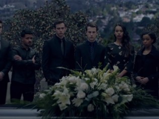 Bryce is dead, but who did it? Image: Netflix
