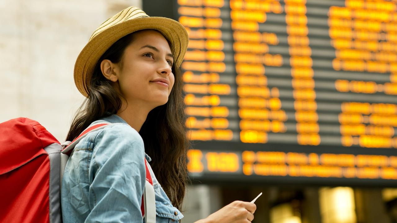 Watch out world ... flights to Europe are cheaper than they have been for years. Picture: iStock