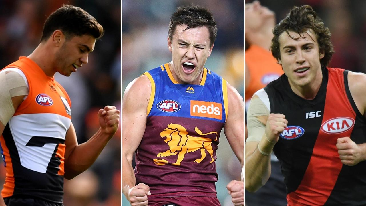 AFL 2019: The emerging stars that could one day rival top three of 2001 super draft