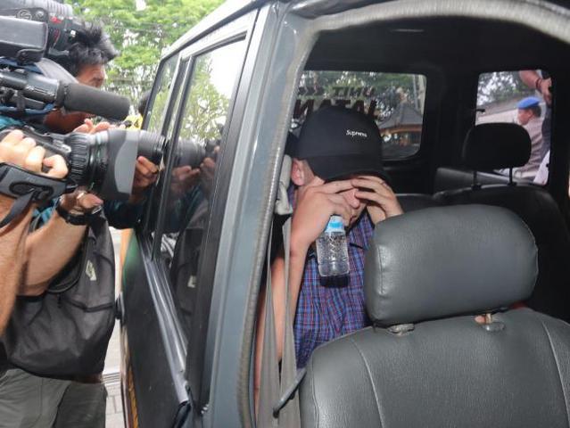 Murphy in Bali image lukman s Bintoro News Corp