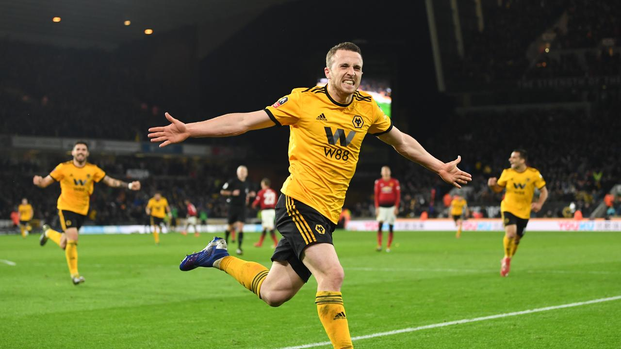 Portugal and Wolverhampton star Diogo Jota is headed to Liverpool.