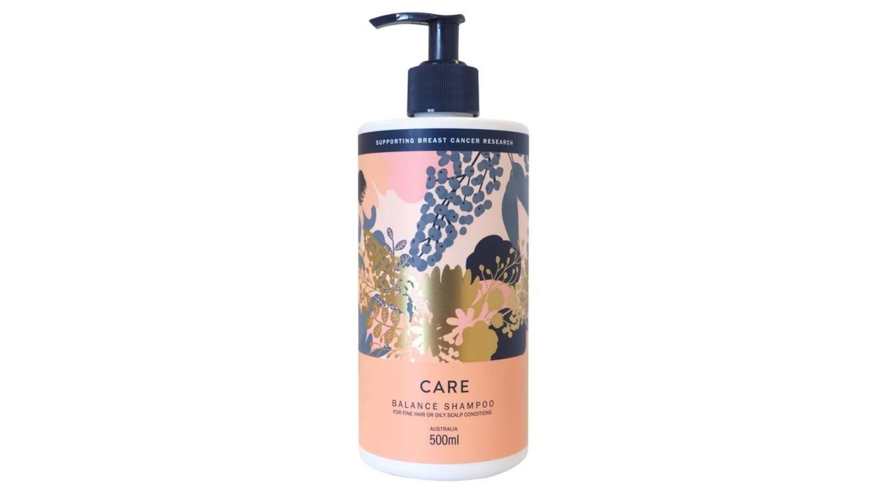 Nak Care Balance Shampoo. Image: Oz Hair & Beauty.