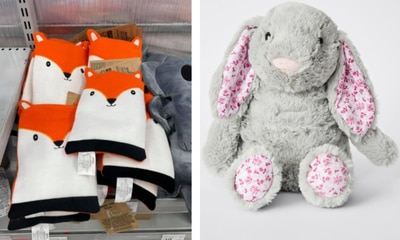 Kmart is selling the most adorable heat-up wheat bags