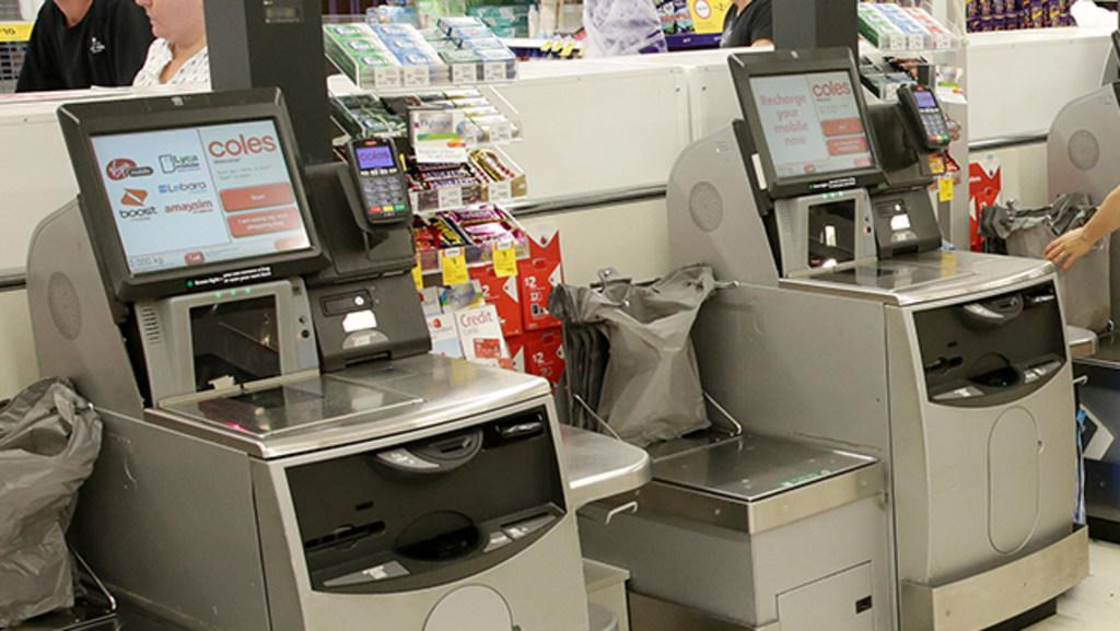 Are self-serve checkouts turning Aussies into 'SWIPERS'?