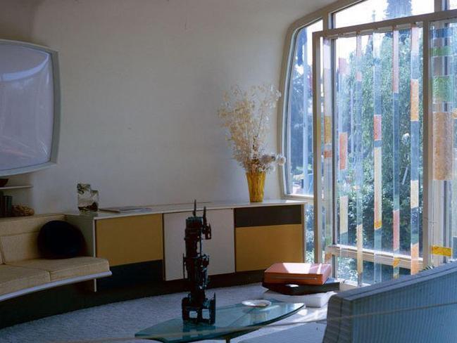 The plastic and fibreglass design wowed visitors. Picture: Disneyavenue.com