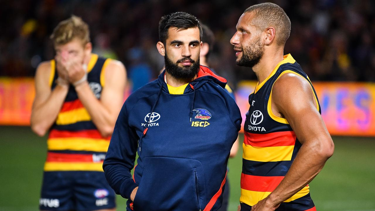 Ex-Crow admits infamous pre-season camp 'divided' the players