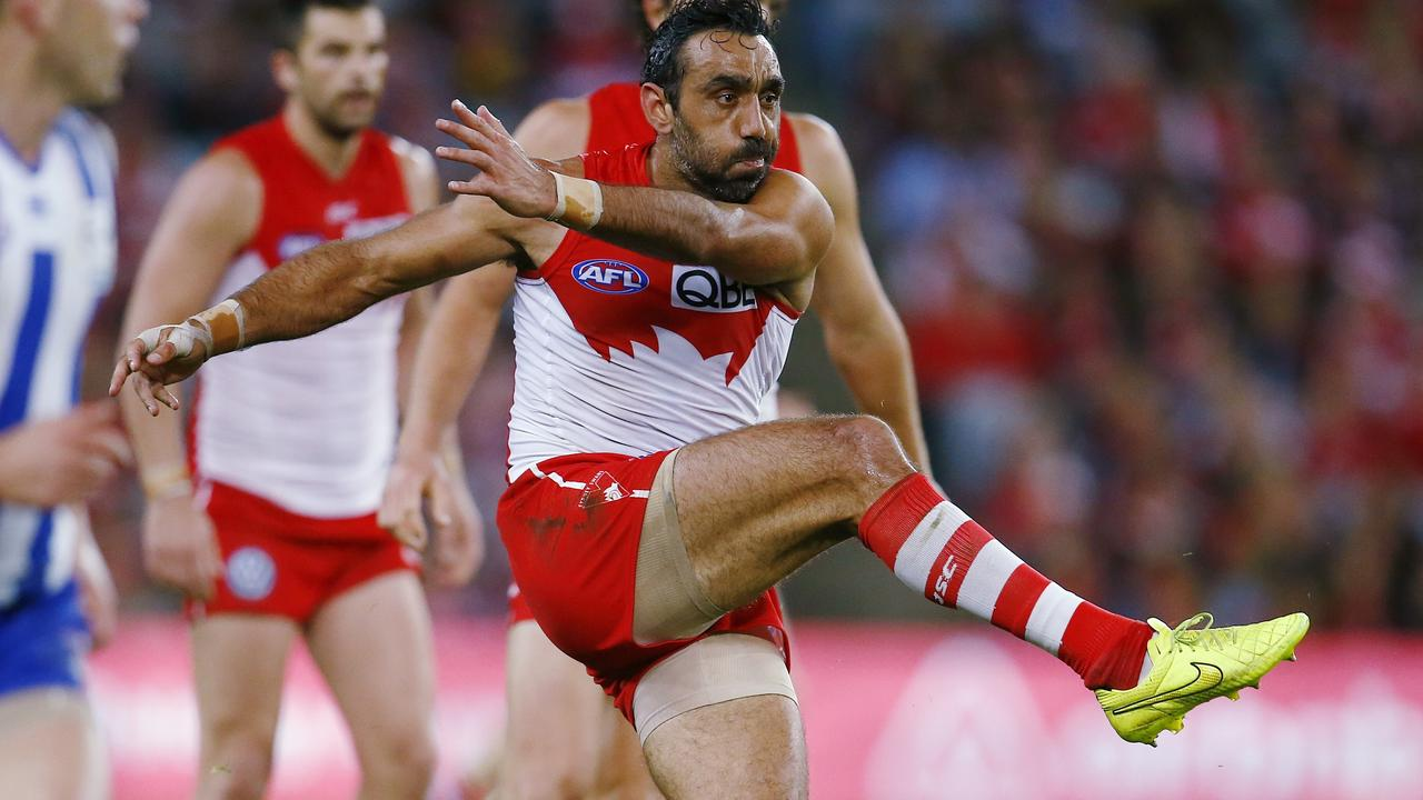 AFL Sydney Swans v North Melbourne