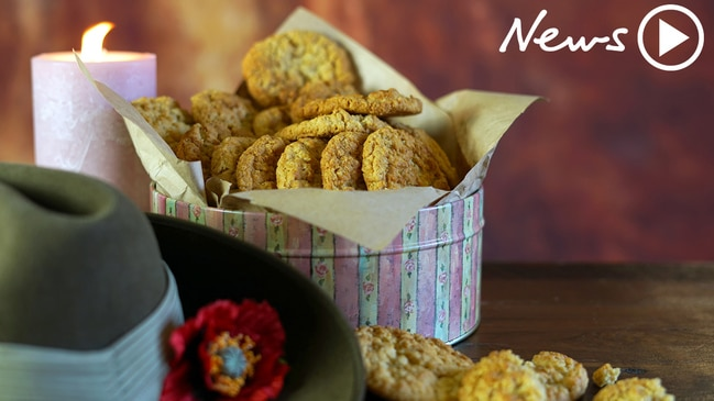 Taste Test: Anzac Biscuits