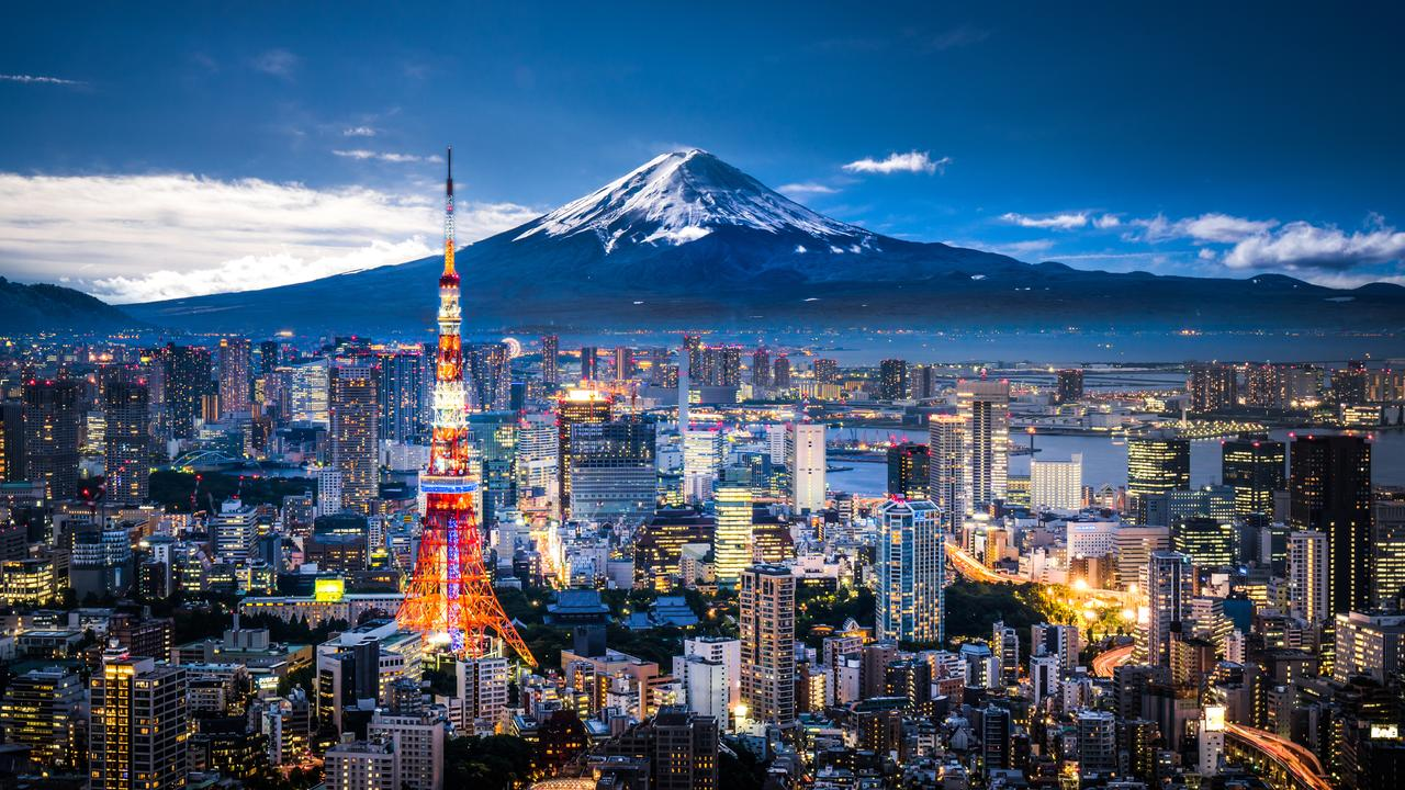 Tokyo has come in at number one on the world's safest city list