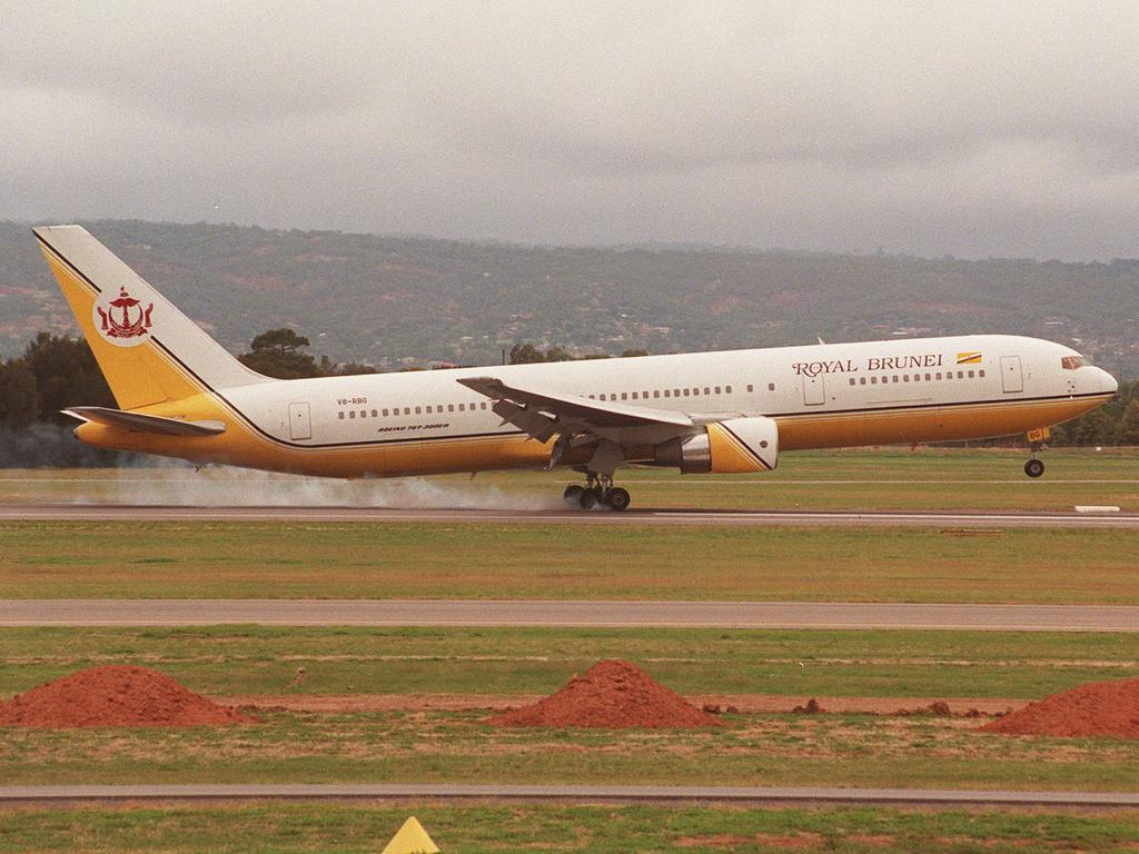 There are calls for Royal Brunei Airlines to no longer be allowed to land in Australia.