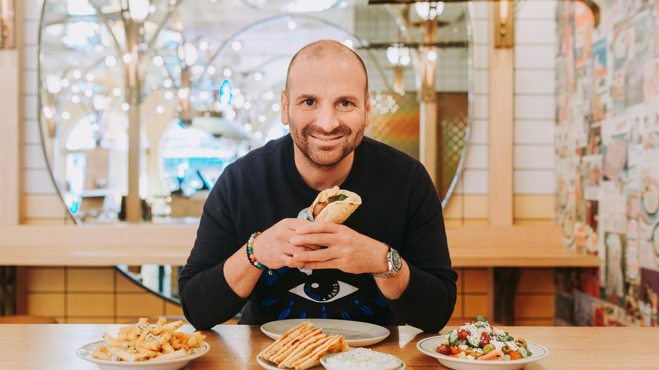 George Calombaris has apologised to all current and former staff.