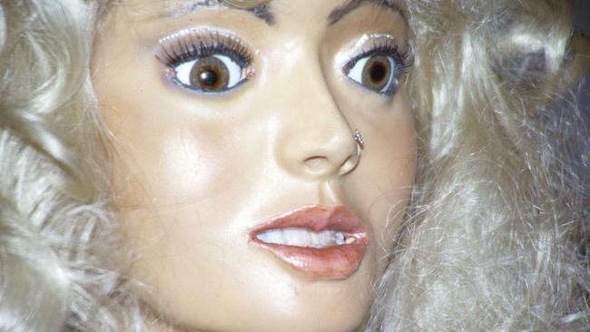 Guys, I want you to meet me wife Bertha.