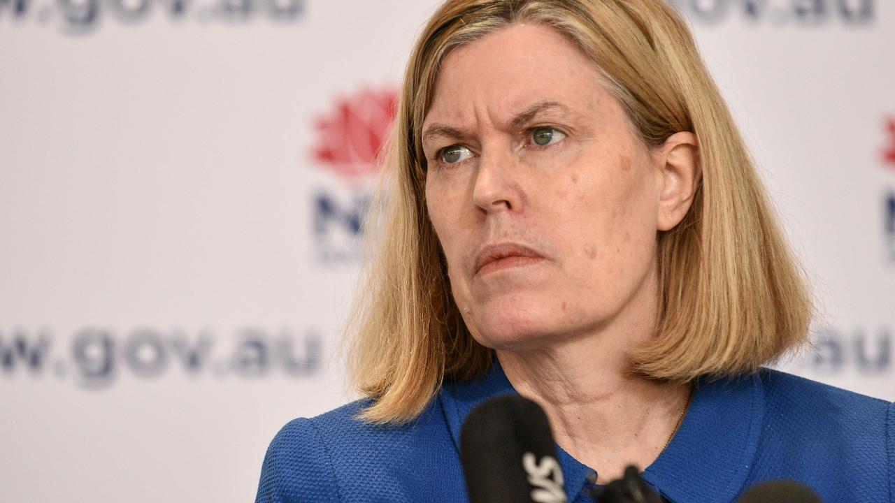 NSW chief health officer Dr Kerry Chant. Picture: NCA NewsWire / Flavio Brancaleone