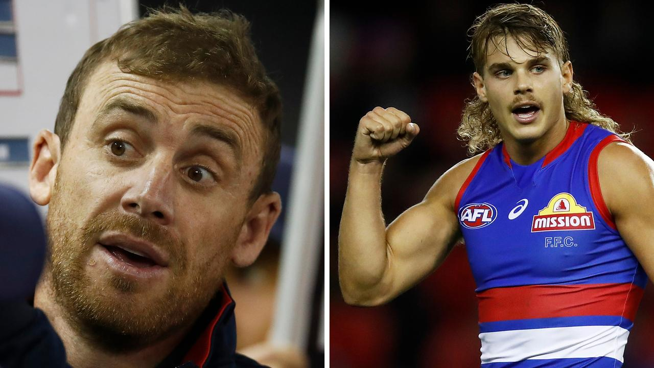The Bulldogs impressed but the Demons have some issues to fix before the season starts.