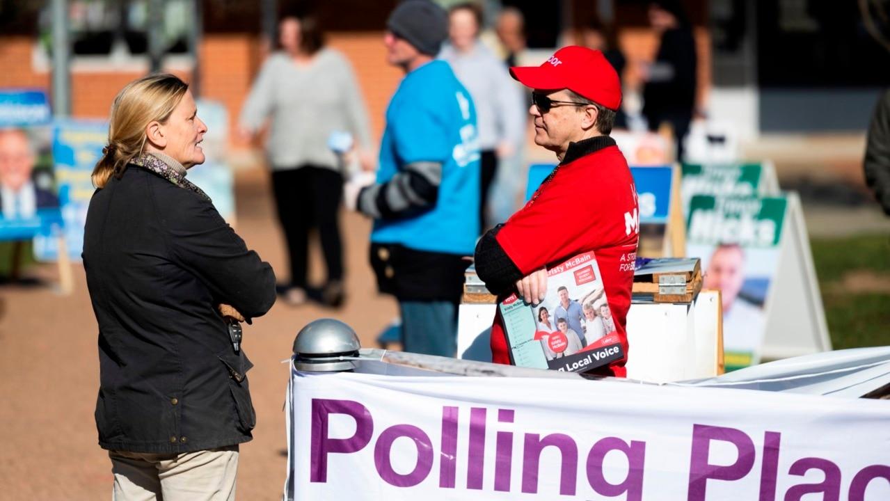 Labor's Eden-Monaro primary vote shows it's being 'deserted by hard-working Australians'