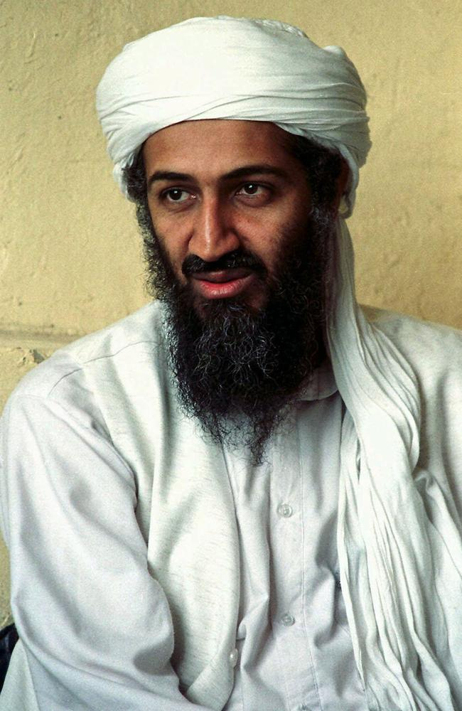 The crack US Navy Seals who captured Osama bin Laden are being sent to South Korea. Picture: AP